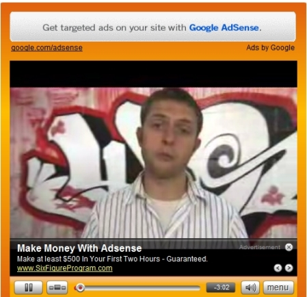 Video AdSense